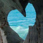 ocean heart edit